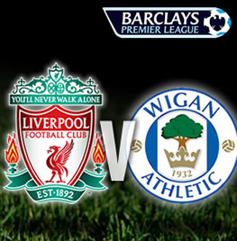 Liverpool V Wigan